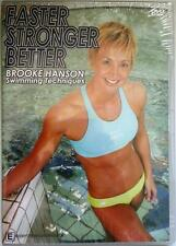 DVD - BROOKE HANSON Swimming Techniques FASTER STRONGER BETTER