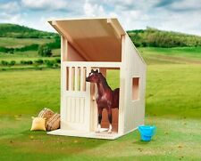 Breyer Hilltop Stable Can be expanded with purchase of more than one