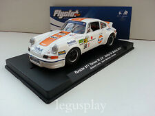 Slot car SCX Scalextric Fly 036105 Porsche 911 Carrera RS - Rallye Madrid 2013