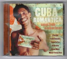 (GY443) Various Artists, Cuba Romantica - 2000 CD