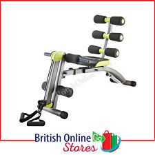 Wonder Core 2 Revolutionary 6 in 1 New AB Sculpting & Rowing System Home Gym
