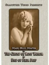 Ghost of Rosy Taylor/Eyes of Julia Deep (2013, DVD NIEUW)