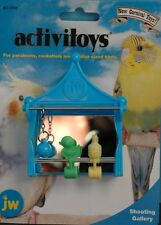 JW's Carnival Toy Series - Shooting Gallery for small birds