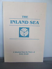The Inland Sea - Poetry by Jenny Joseph - SIGNED 1989