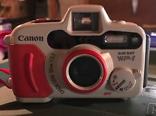 Canon SURE SHOT WP-1 Waterproof 35mm Film Camera