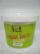Sugar Lace Mix GOLD (200g gluten free) Cake Art Academy cake decorating supply
