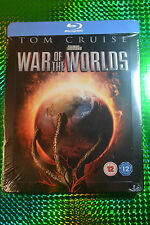 War of the Worlds Steelbook Bluray UK Edition New and Sealed