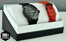 New Stylish 100% Original Men Watch GUESS 2 in 1 Rubber Classic New U10660G1