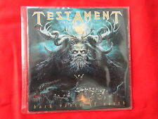 PROMO - CD, Testament, Dark Roots of Earth, 2012