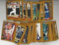 2002 TOPPS TRADED SP SHORT PRINTS LOT OF 15  -  PICK 15
