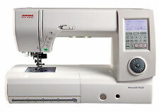 Janome Memory Craft 7700 QCP Computerized Sewing Machine NEW