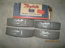 Front Brake Linings 1949 - 1954 Ford & Station Wagon 1950 1951 1952 1953, 2024