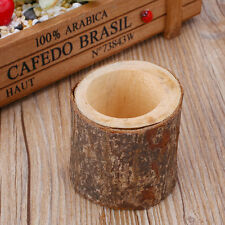 Elegant Romantic Candlelight Wooden Candle Holder Candlesticks Wedding