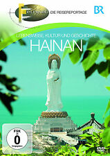 DVD Hainan de Br Fernweh La Revista viajes con Recomendaciones expertos en