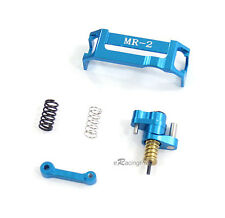 Steering Assembly+Plate Holder for Kyosho Mini-Z MR-02