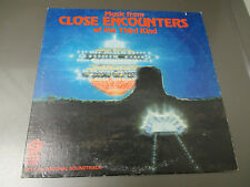 1978 Music From Close Encounters Of The Third Kind LP Pickwick ‎– SPC 3616 VG+