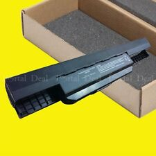 9 Cell Battery for ASUS A43B A43E A43F 07G016H31875 07G016HK1875 90-N3V3B1000Y
