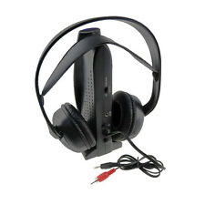 Wireless Headphone With FM Radio Tuner For TV/MP3 Receiver/Computer Discount