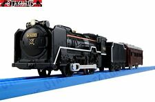 PLA-RAIL S-28 D51 200 Steam Locomotive With Lights By Tomy Trackmaster Japan