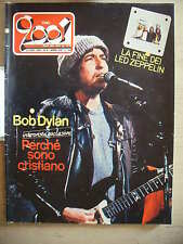 CIAO 2001 1981 Bob Dylan