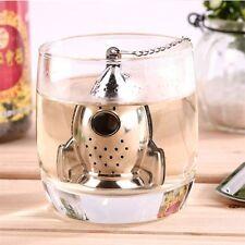 Tea Accessories Rocket Shape Diffuser Loose Leaf Strainer Tea Infuser Filter