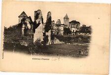 CPA  Cháteau d'Assier   (223354)