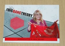 Cryptozoic Big Bang Theory Season 3/4 wardrobe Melissa Rauch Bernadette M13 M-13