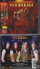 Mystery - 2013 +1,Japan CD +obi, Dokken, Mötley Crüe, Quiet Riot, Twisted Sister