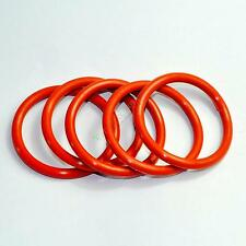 44mm Tube Dampers Silicone O-Ring fit KT88 6550 KT66 KT100 tube audio Amps 100pc