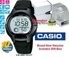 AUSSIE SELLER CASIO WATCHES LW-200-1B LW200 LW-200-1 RP$69.95 12-MONTH WARANTY