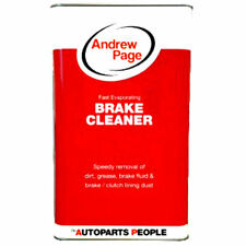 Andrew Page BRAKE CLEANER 5L - For speedy removal of dirt and grease - OFFER