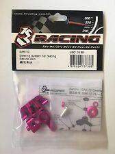 3 RACING Sakura Zero Steering System SAK-10