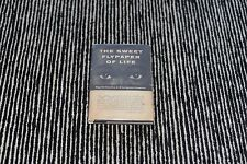Roy Decarava - Sweet flypaper of life - 1st edition - HC - Very good condition