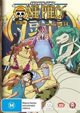 One Piece (Uncut) Collection 34 (Eps 410-421) NEW R4 DVD