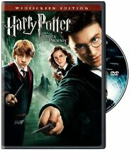 Harry Potter & The Order of the Phoenix  DVD Daniel Radcliffe, Emma Watson, Rupe