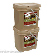 120 Serving Protein / All Meat - Wise Food Storage - Freeze Dried MRE Ration