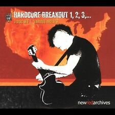 Hardcore Breakout 1, 2, 3 (CD 3 Discs, New Red Archives)Punk HardCore Oi