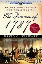 The Summer of 1787: The Men Who Invented the Constitution (The Simon & Schuster