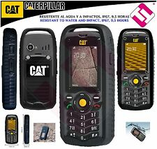 CAT CATERPILLAR B25 RUGGED TOUGH WATER PROOF DUAL SIM MOBILE PHONE UNLOCKED