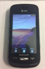 Samsung Solstice A887  Black (AT&T)Basic 3G Touch Screen World Phone #6915