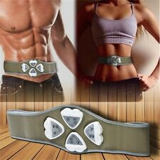 AB Gymnic Gymnastic Body Building ABS Belt Exercise Toning  Muscle Fat Loss HR