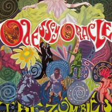 "ZOMBIES  ""ODESSEY AND ORACLE""   LP  12 TRACKS  PSYCHEDELIC ROCK / GARAGE"