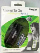 Energizer Energi To Go iPod Charger With 2 AA Lithium Batteries