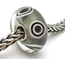 Authentic Trollbeads Ooak 318 Murano Glass Unique Bead Charm New