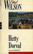 Hetty Dorval (New Canadian Library)