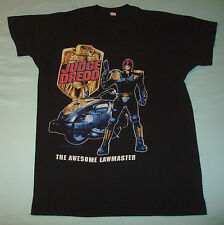 VTG 1990s JUDGE DREDD MOVIE T SHIRT XL SCREEN STARS Comic 1995 Stallone Anthrax