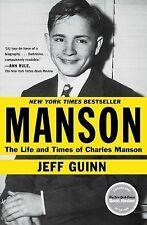 Manson: The Life and Times of Charles Manson-ExLibrary