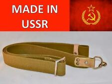 Vintage Military Russian USSR Original AK SKS SVD Rifle Sling Belt Kalashnikov