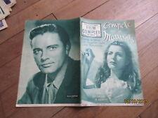 REVUE FILM COMPLET 379 1953 tempete sur mauvents charles vanel richard burton
