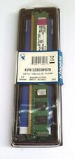Ram Desktop PC 2 GB DDR3 KVR1333D3N9/2GB PC3-10600 CL9 240 - Pin DIMM